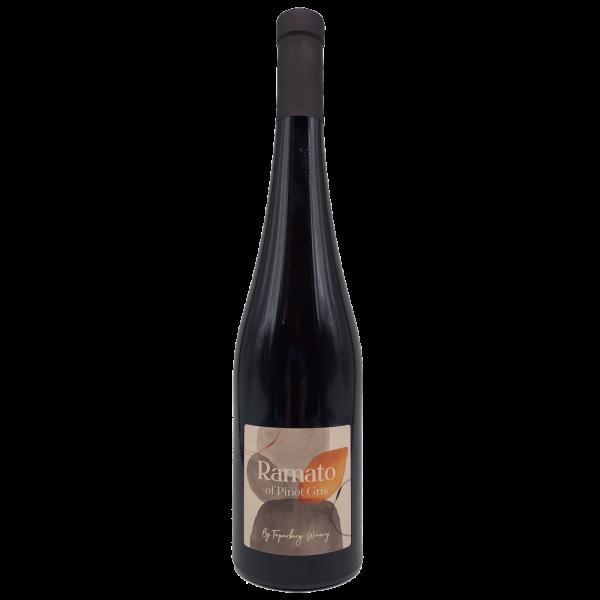 Teperberg Ramato of Pinot Gris NV